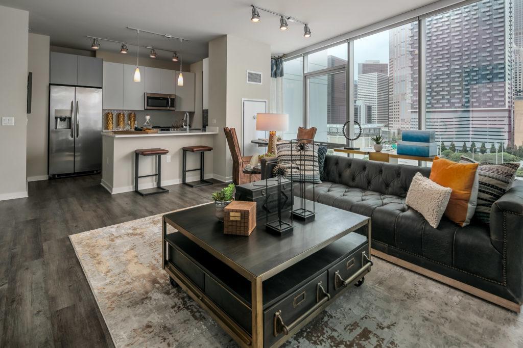 Alta Grand Central Apartment